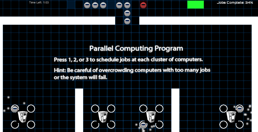 Parallel Computing Screenshot